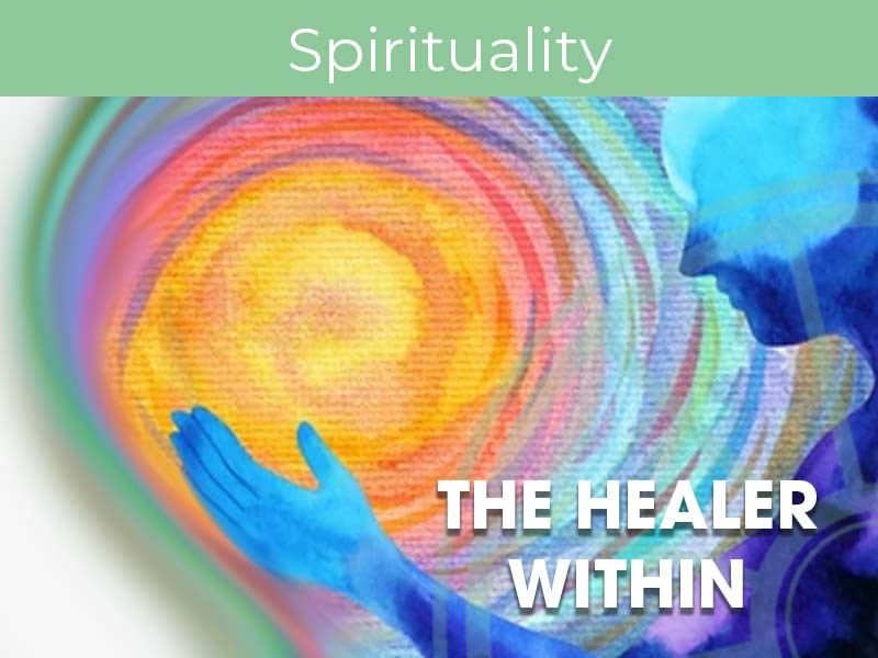 The Healer Within with Karen Frances McCarthy
